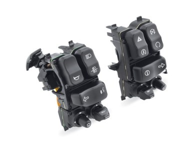 Harley-Davidson Lighted Hand Control Switches Kit