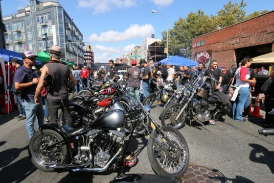 Indian larry Grease Monkey Block Party