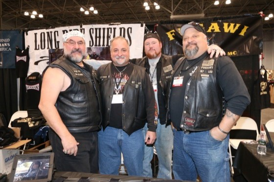 """Members of the Fugawis MC from the History Channel TV show """"We're the Fugawis"""""""