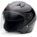 Harley-Davidson Women's 3/4 Helmet with Retractable Sun Shield
