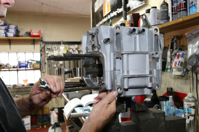 FXD Engine Rebuild Project Part 2: S&S Flywheels and Cams |
