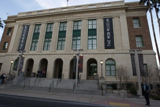The Mob Museum is an educational and fun place to learn about Las Vegas' historically gritty under belly