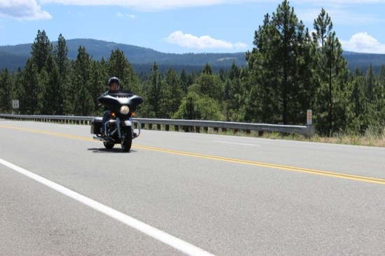 Touring the Lassen National Forest