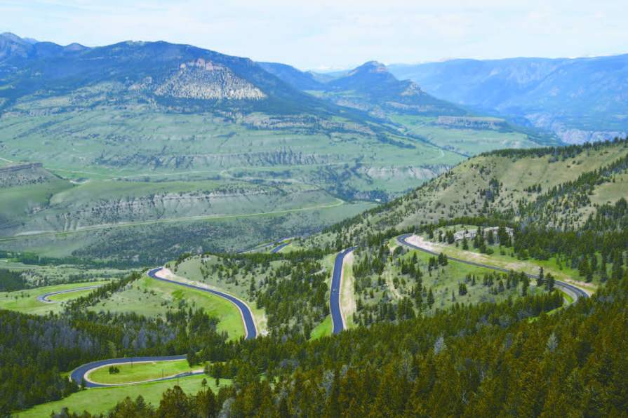 The Chief Joseph Highway
