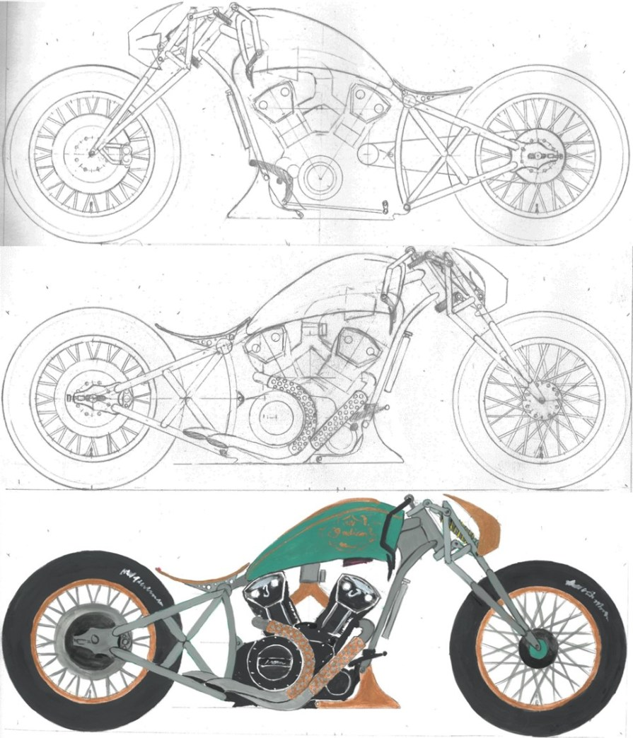 The Wrench: Scout Bobber Build Off Finalist