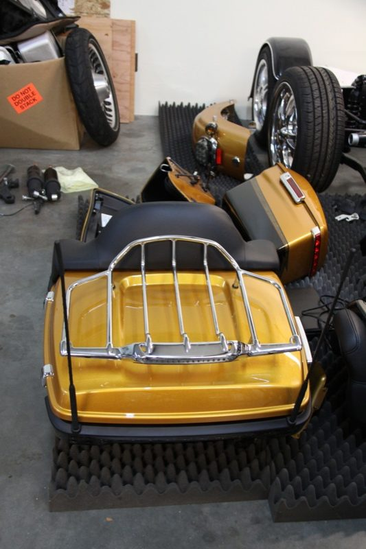 Items that must be removed before installing the Champion rear box—some will be reinstalled