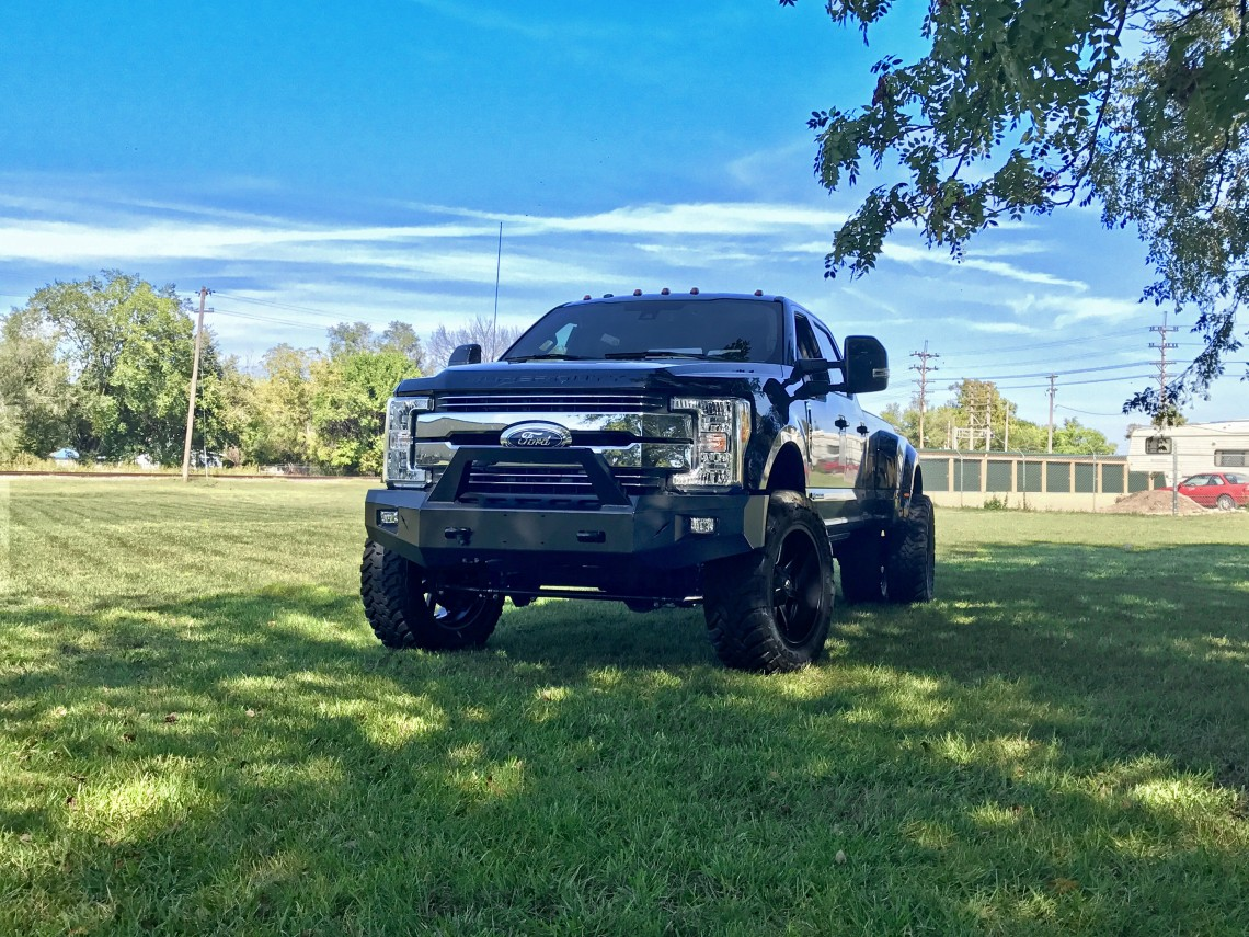 hight resolution of ford f 250 350 pre runner series 2017
