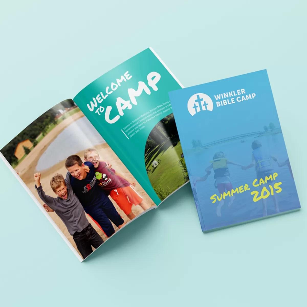 Winkler Bible Camp Brochure
