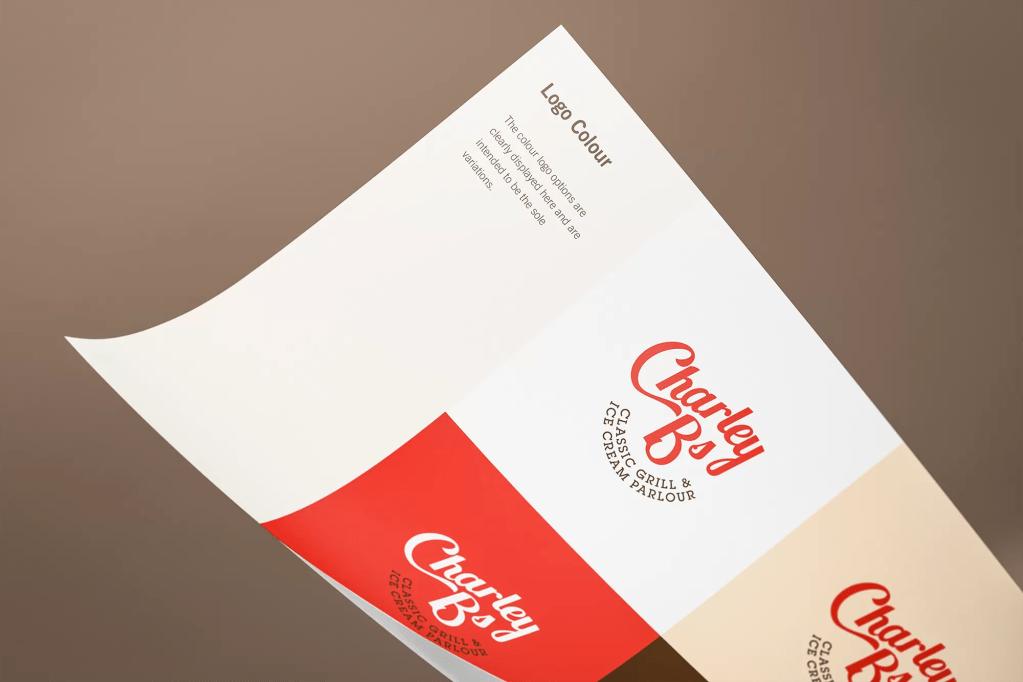CharleyBs brand manual