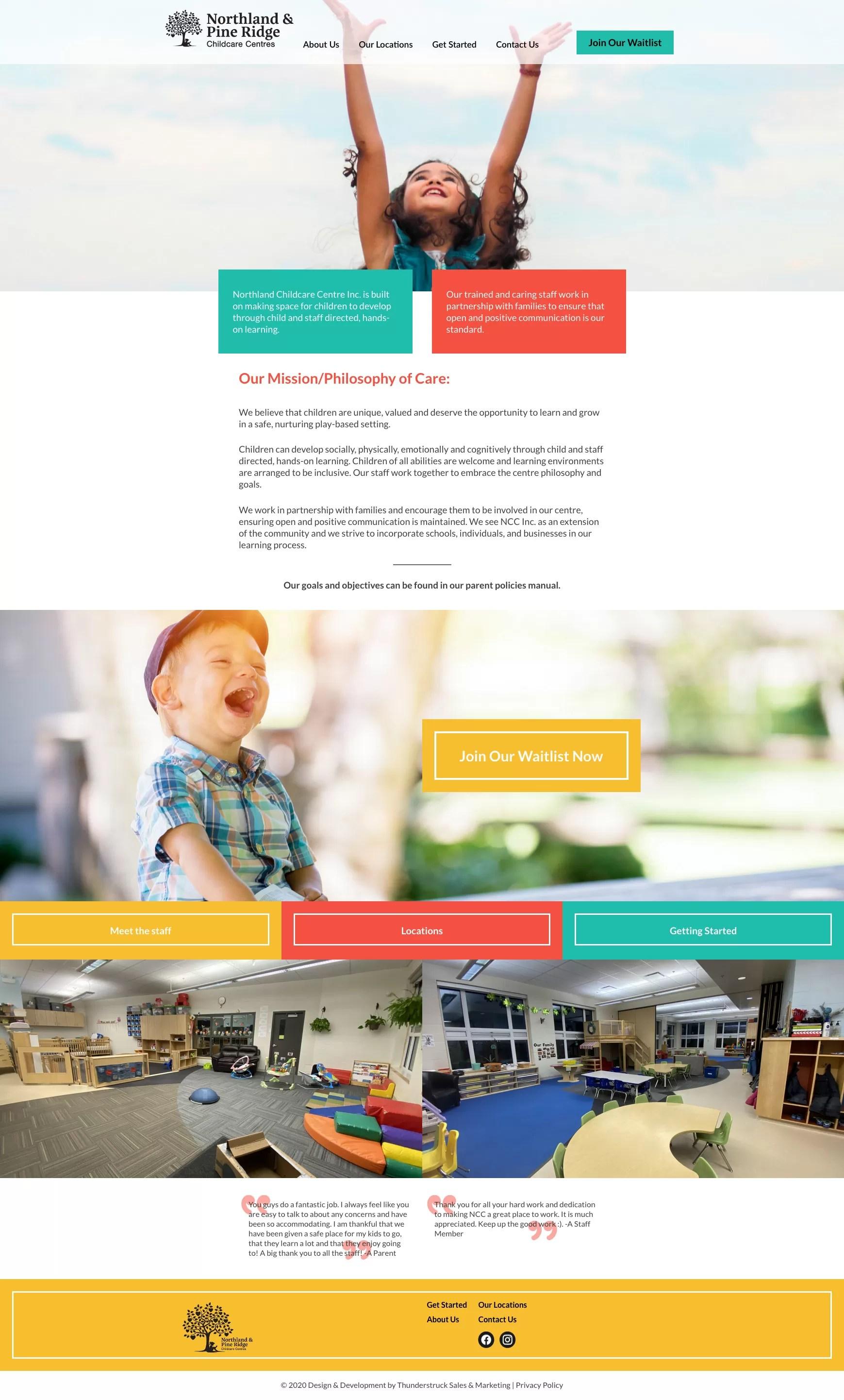 NCC Homepage Desktop