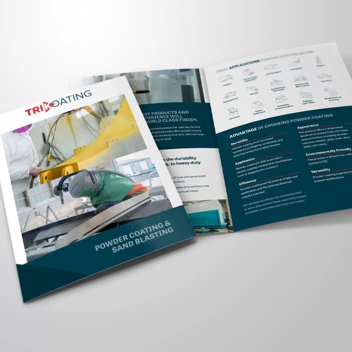 TK brochure mockup