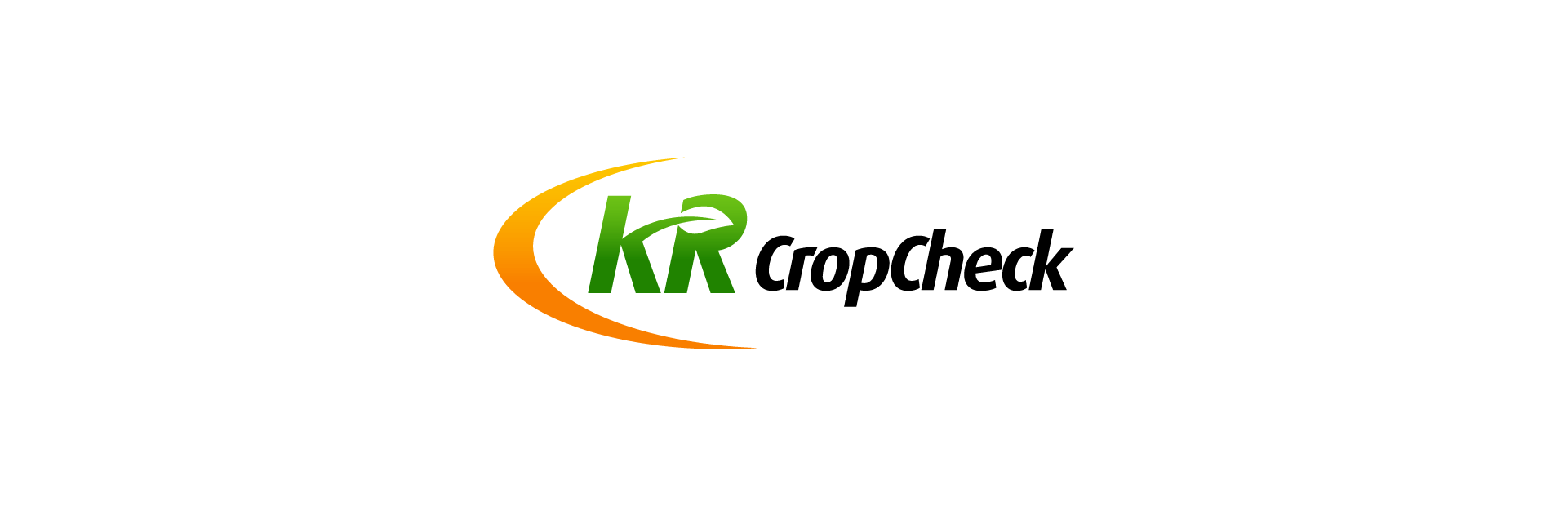 KR CropCheck logo - full colour