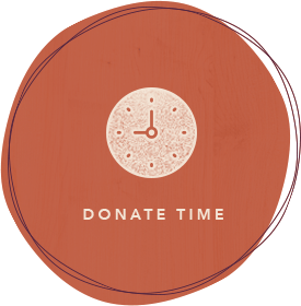 button donate time