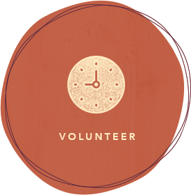 button volunteer