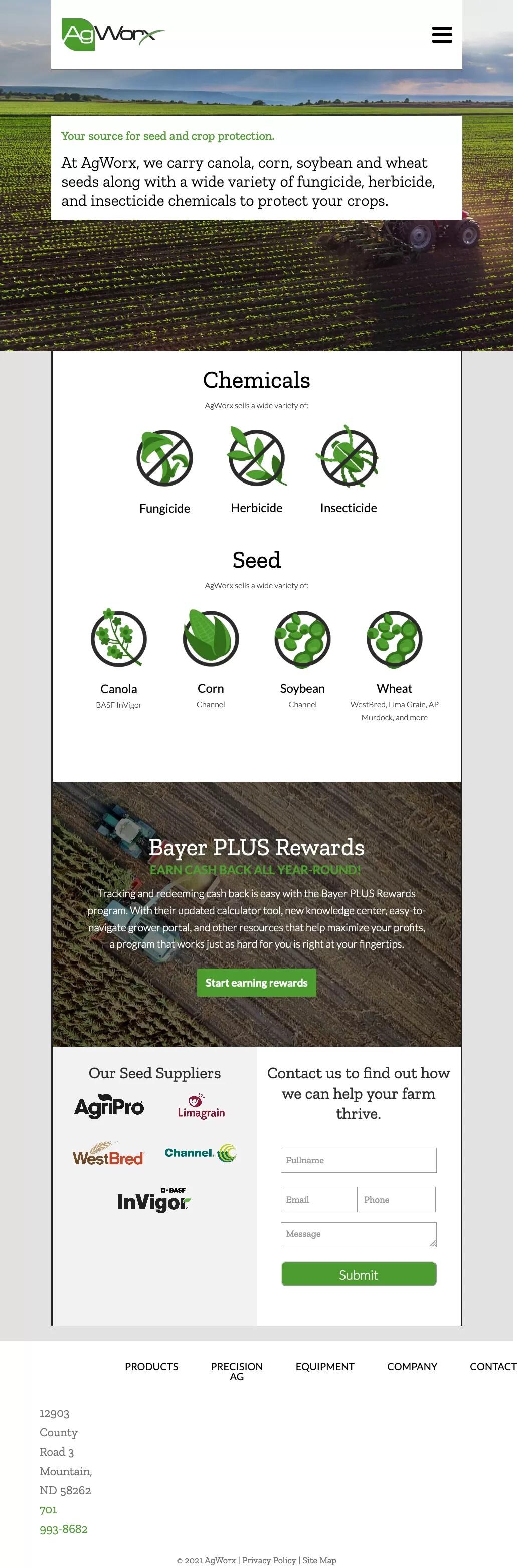 Screenshot 2021 05 04 Agronomy AgWorx