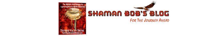 Shaman Bob's Blog Logo