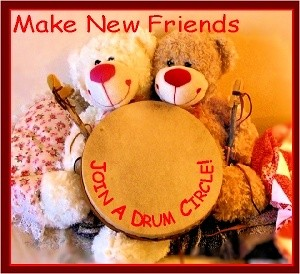 Join a drum circle
