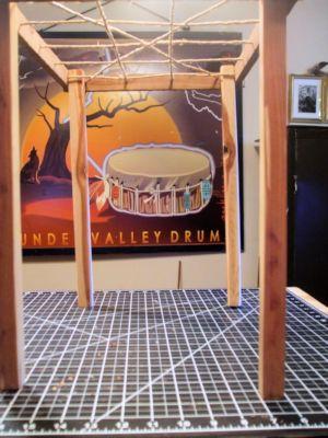 new lightning drum drum stand