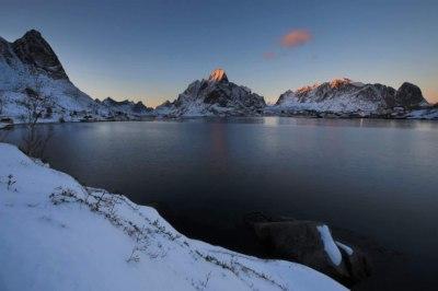 Norway's beautiful scenery