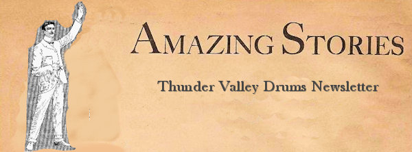 Thunder Valley Drums Spring 2017 Newsletter