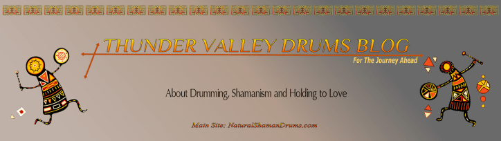 header for thunder valley blog