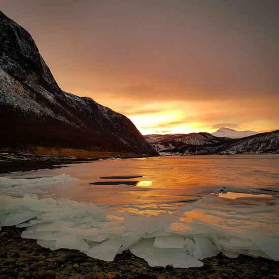 A scene from Bodo Norway