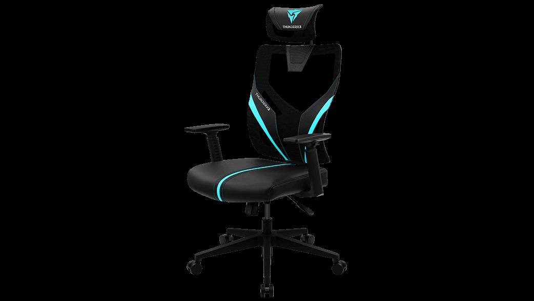 las sillas gaming thunder x 3 son una mierda