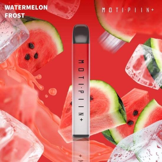 Pod 1 lầ Moti Piin Plus Watermelon Ice vị dưa hấu lạnh 1500 hơi - Thuốc Lá Xanh