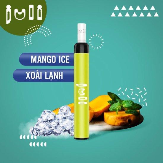 Juli Pod mango ice vị xoài lạnh - Thuốc Lá Xanh
