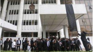 lawyers black flag