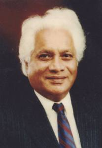 Prof. K M de Silva