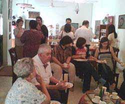 NINA TEA PARTY