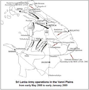 vanni map 1