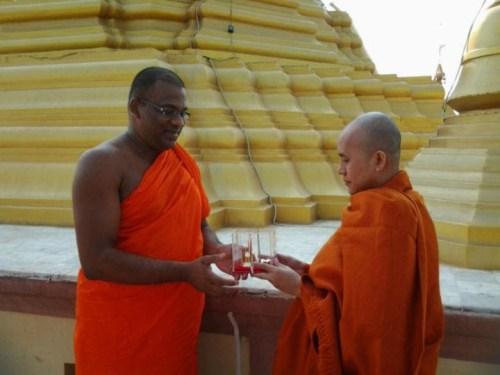 Galagoda Atte Gnanasara + Ashin Wirathu