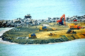 Hamban island