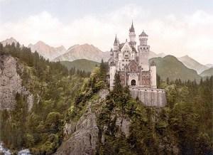 Neuschwanstein-old-photo