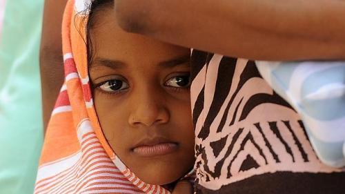 sinh ch a-seeker in Galle-- AFP