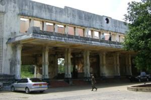 15-Jaffna Railway Station Front