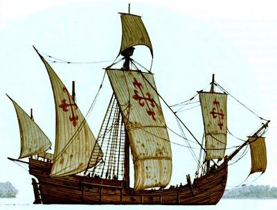 Portugese Caravel