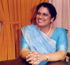CHANDRIKA K-s leader