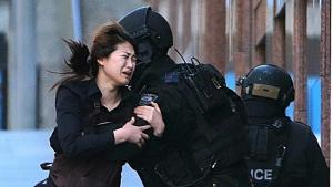 sydney siege -AP