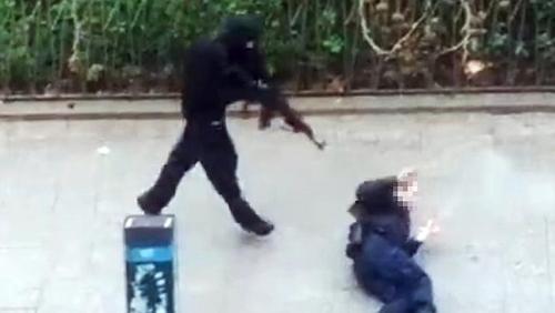 CHARLIE HEBDO I KILL --AFP