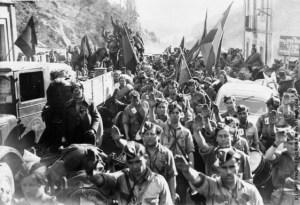 Spanish Civil War -fascists Q