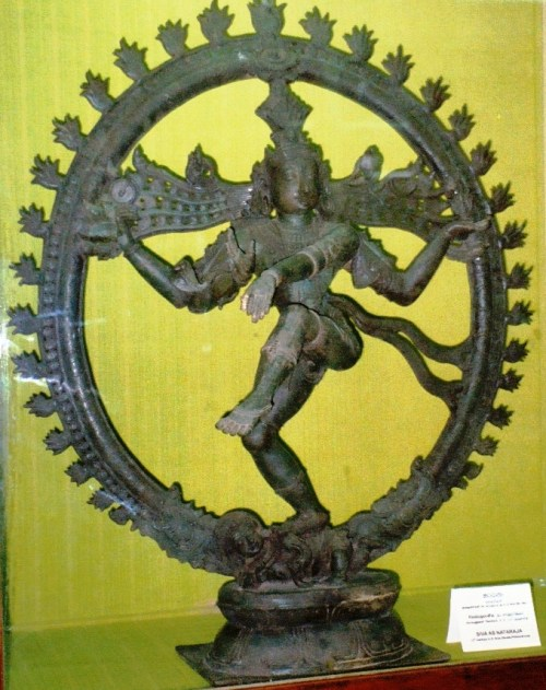 Nataraja from Siva Devale (105 cm tall) Colombo Museum