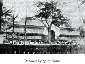 De Soysa Lying-in-home