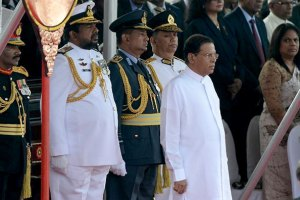 president-maithripala-sirisena-at-68th-independence-day-in-sri-lanka