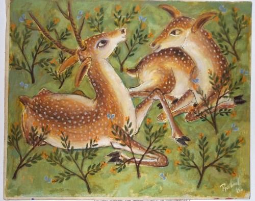 2 Deers Pas