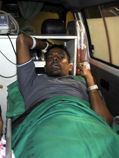 32b--Thilan injured