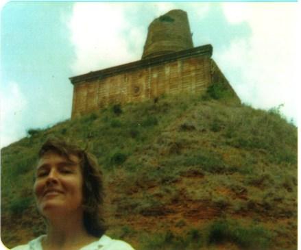 Shona at abhayagiri 1969