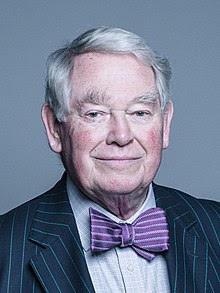 Michael Morris - UK Parliament official portraits 2017